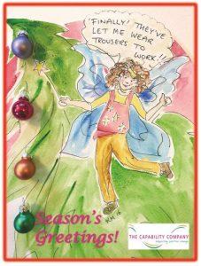 The Capability Company Christmas card 2016